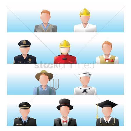 Sailors : Collection of people and occupation