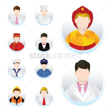 Sailors : Collection of people and occupations