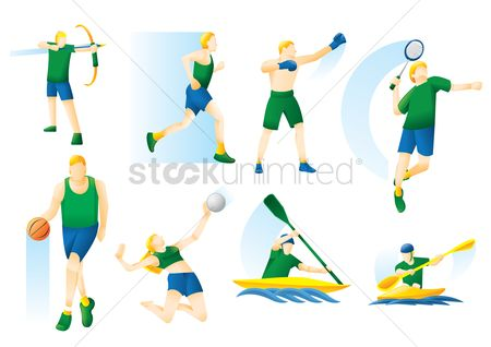Paddle : Collection of sports competition