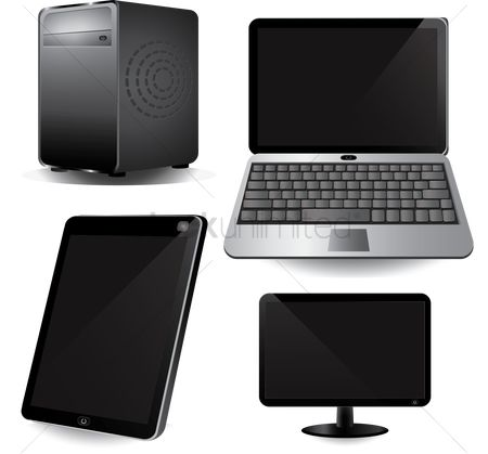 Hardwares : Collection of technological devices