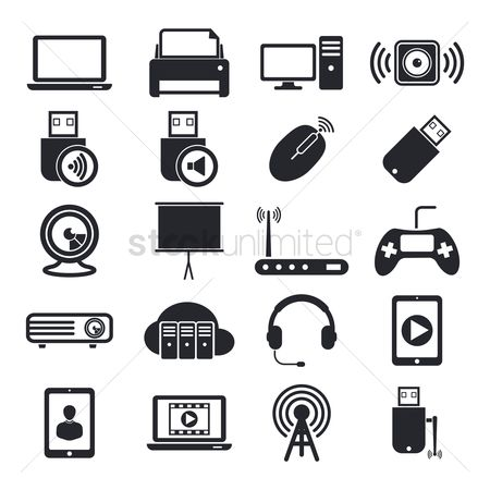 Volume : Collection of technology devices
