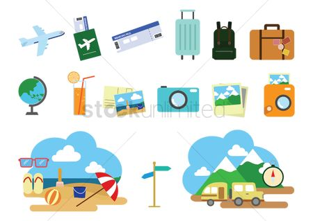 Aeroplanes : Collection of travel articles