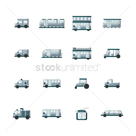 Tram : Collection of vehicles