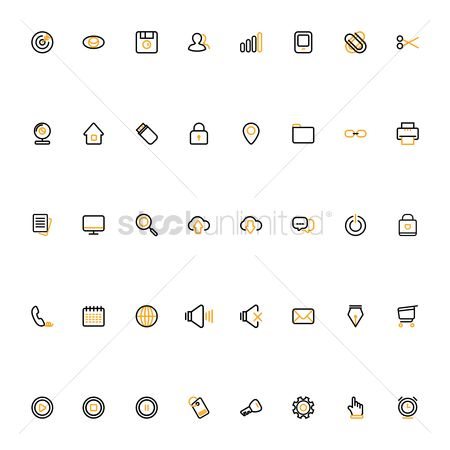 Power button : Computer icon pack