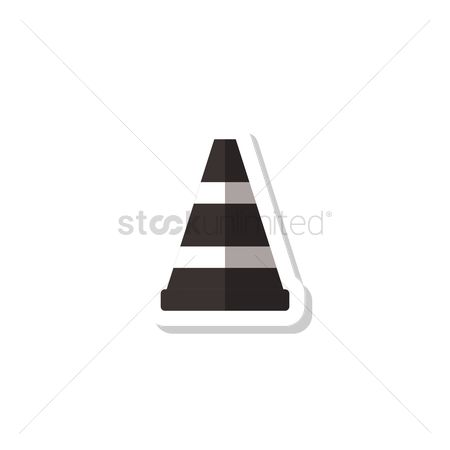 Barrier : Cone