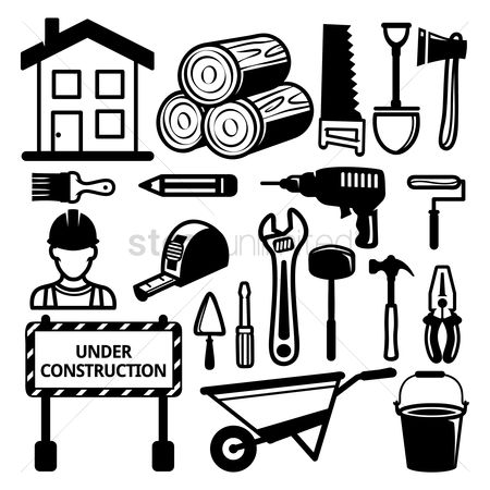 Brushes : Construction icons