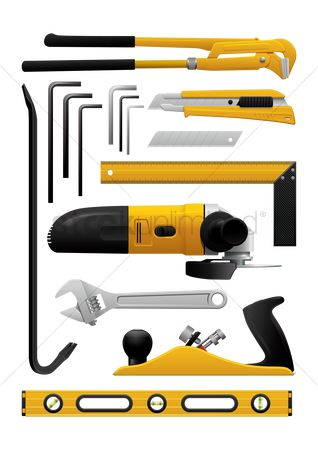 Hardwares : Construction tools