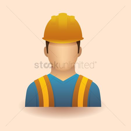 Contractor : Construction worker