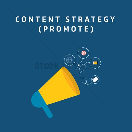Noisy : Content strategy - promote