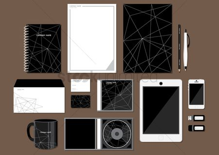 Mobilephone : Corporate identity designs