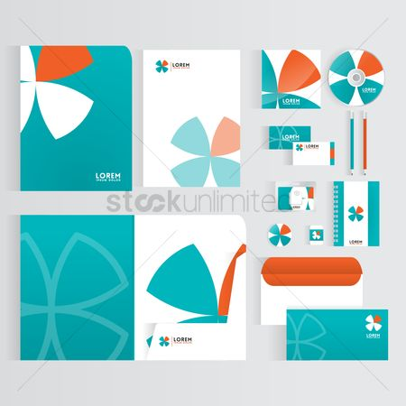 Stationary : Corporate identity