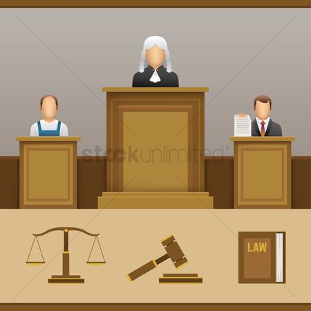 Hammers : Court in session