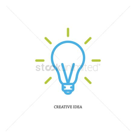 Products : Creative idea concept