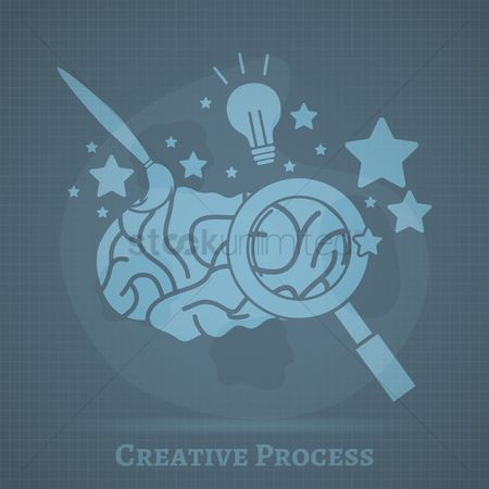 Illumination : Creative process