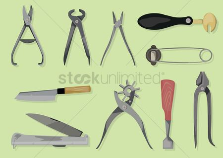 Cutters : Cutting instruments
