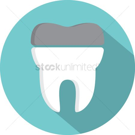 Dentist : Dental crown and tooth