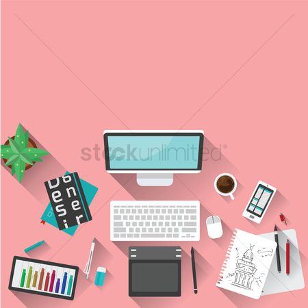 Highlighters : Designer workspace