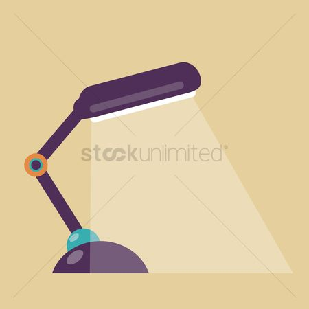 Indoor : Desk lamp