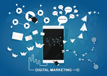 Communication : Digital marketing