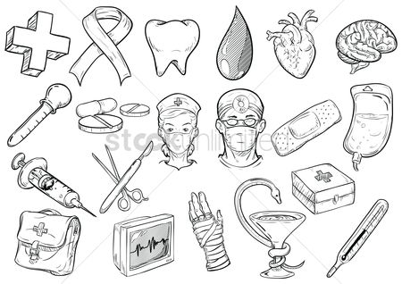 Medical : Doctor icons