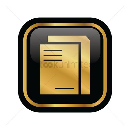Stories : Document icon