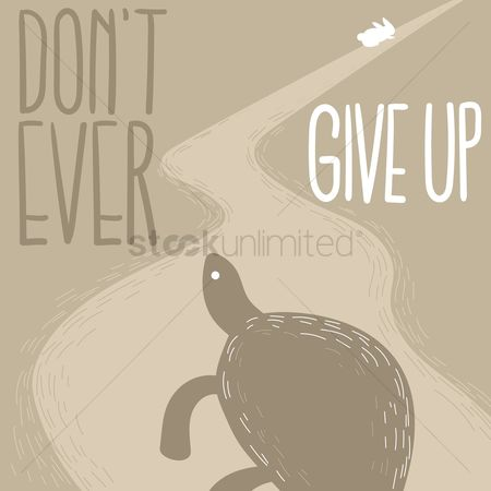 Hare : Don t give up