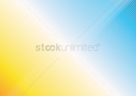 Illumination : Dual coloured background