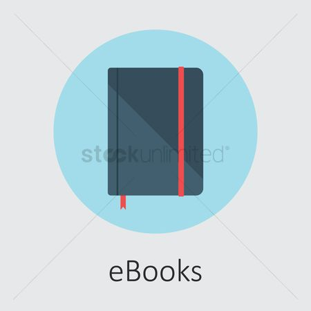 E commerces : E-books icon