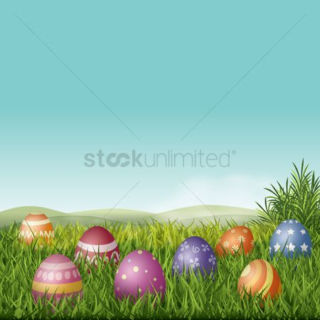 Copyspaces : Easter eggs in the field