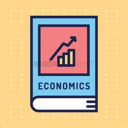 Hardcovers : Economics textbook