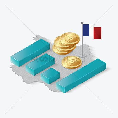 Tricolored : Economy of france