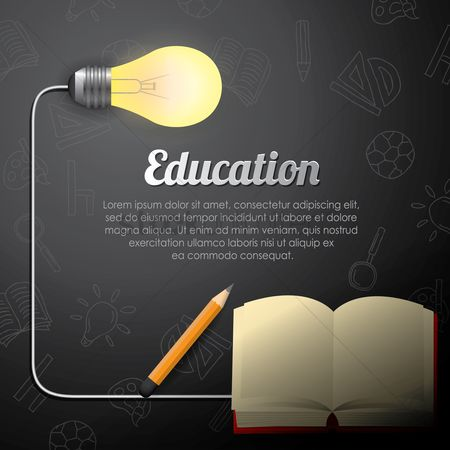 Blackboard : Education wallpaper