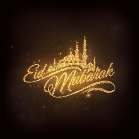 Traditions : Eid mubarak greeting