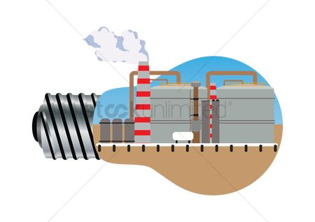 Pollutions : Electrical concept