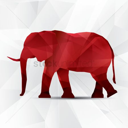 Polygon : Elephant