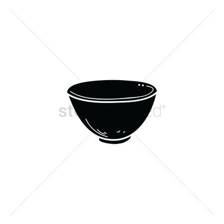 Serve : Empty bowl