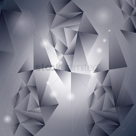 Faceted : Faceted background