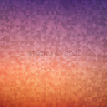 Backdrops : Faceted background