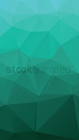 Mobile wallpaper : Faceted background