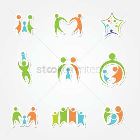 Kids : Family logo
