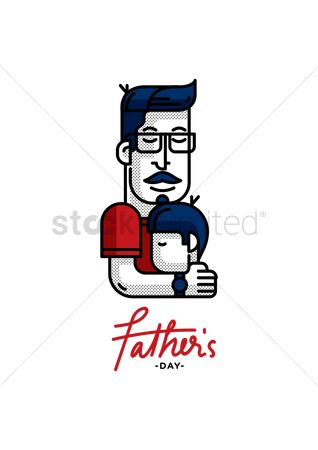 Thankful : Father s day design