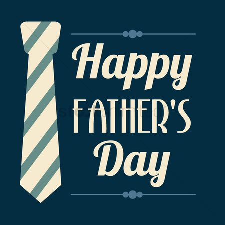 Ties : Father s day poster