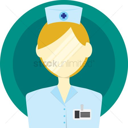 Staffs : Female nurse