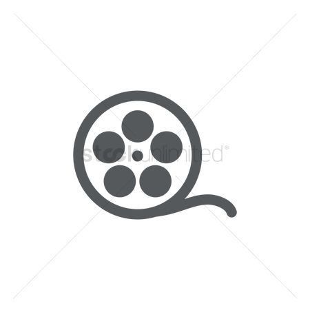Multimedias : Film reel icon