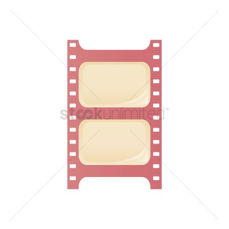 Broadcasting : Film strip