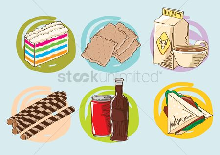 Confections : Food items