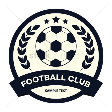 Footballs : Football club logo