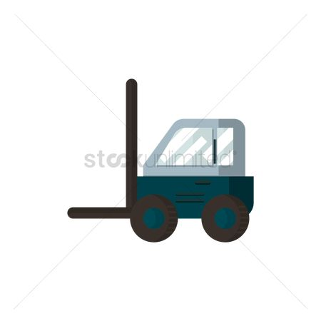 Machineries : Forklift