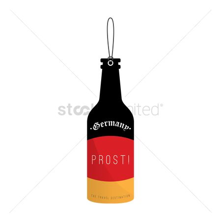 Pub : Free beer - germany tag
