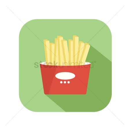 Snack : French fries